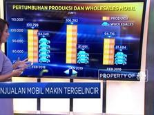 Penjualan Mobil di Tanah Air Makin Tergelincir