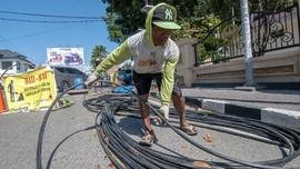Pabrik Fiber Optik Terbesar Se-Asia Tenggara Dibangun Rp1,9 T