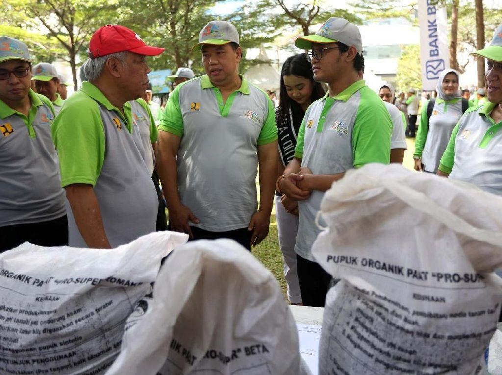 Menteri PUPR Hadiri Pencanangan Hari Air Dunia 2019