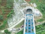 Ini Terowongan Double Track Pertama RI, yang Bangun Anda Lho!