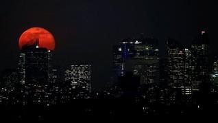 Harvest Moon Akan Terjadi Hari Ini