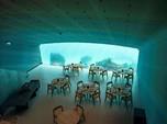 Serasa di Atlantis, Ini Sensasi Makan di Restoran Bawah Laut