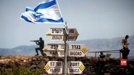 VIDEO: Trump Akui Kedaulatan Israel atas Wilayah Suriah