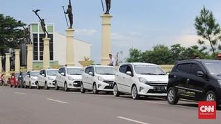 Toyota Sebut Konsumennya 'Gengsi' Pakai LCGC untuk Mudik