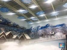 Melancong ke Trans Snow World Bekasi, Bisa Main Apa?
