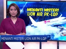 Menguak Misteri Lion Air PK-LQP yang Nahas