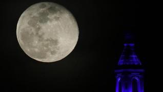 LAPAN: Supermoon Pertama 2020 Terjadi Malam Ini
