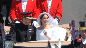 VIDEO: Menanti 'Royal Baby' Pangeran Harry dan Meghan Markle