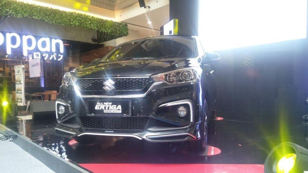 Low MPV Makin 'Panas'! Suzuki Luncurkan Ertiga Sport