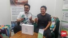 Alat Deteksi Kandungan Buatan Indonesia Jajal Pasar Global