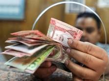 Diguyur Data Manufaktur, Rupiah Tangguh di Depan Riyal & Yuan