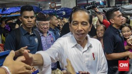 Jokowi Ingatkan Pemilu Harus Gunakan Cara Beradab