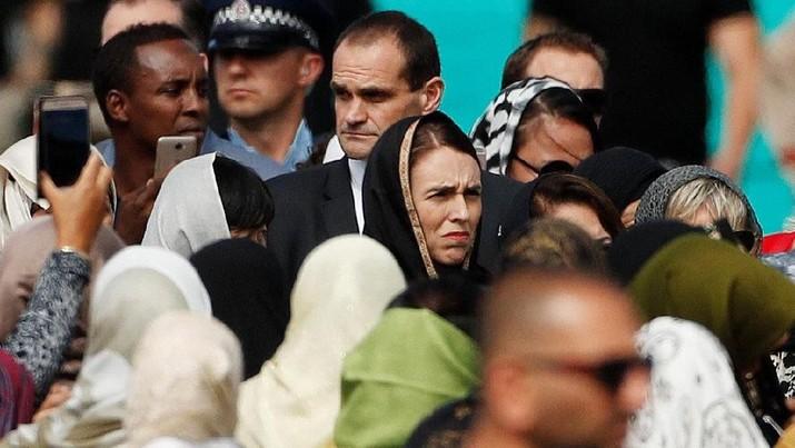 Jacinda Ardern, Hijab, & Korban Penembakan Christchurch
