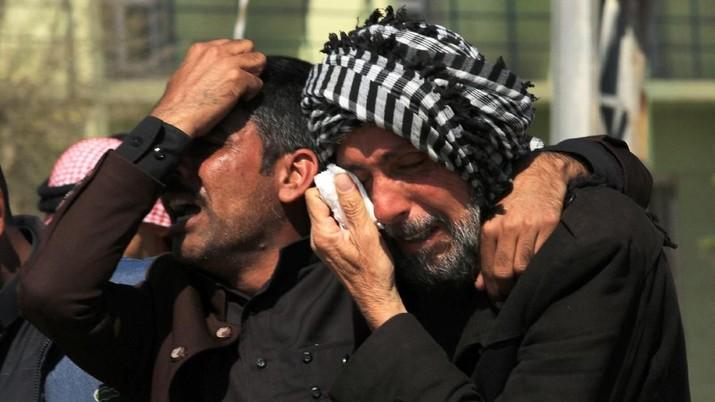 Mengapa Irak Memberi Warning ke AS & Iran?