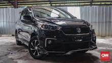 Simak Perubahan Lengkap pada Ertiga Suzuki Sport