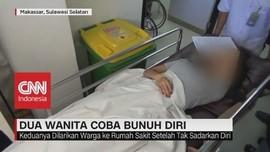 2 Wanita Coba Bunuh Diri Lompat Dari Lantai 3 Rumah Kosan
