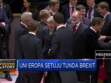 Brexit, Uni Eropa Beri Perpanjangan Waktu