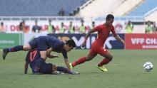 Netizen Geram Timnas Indonesia U-23 Dibantai Thailand
