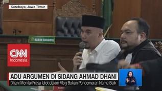 Debat Seru, Ahmad Dhani Vs Ahli Linguistik Kupas Kata Idiot