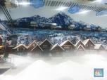 Wisata Salju Terbesar & Pertama di ASEAN Ada di Bekasi