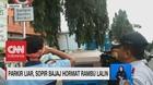 Parkir Liar, Sopir Bajaj Hormat Rambu Lalin