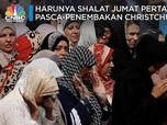 Penuh Haru, Ini Jumatan Pertama Setelah Penembakan di Masjid
