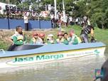 Sungai Cisadane Pernah Banjiri Tol, Apa Jurus Jasa Marga?