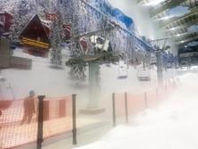 Ingin Main Salju di Trans Snow World? Bawa Perlengkapan Ini