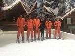 Tak Perlu ke Eropa, di Trans Snow World Bisa Belajar Ski