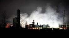 FOTO: 62 Tewas, Ratusan Luka, Akiibat Ledakan Pabrik di China