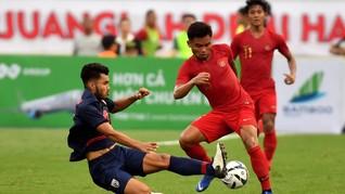 Kalah dari Vietnam, Timnas Indonesia U-23 Gagal ke Piala Asia