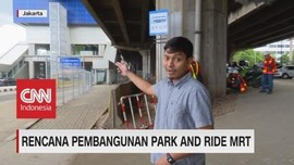 Rencana Pembangunan Park & Ride MRT