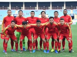 Timnas Indonesia U-23 Belum Sampai Level Asia