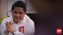 Erick Thohir Kritik Cara Kubu Lawan Merespons Quick Count