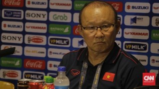 Pelatih Vietnam Tak Puas Kalahkan Timnas Indonesia U-23