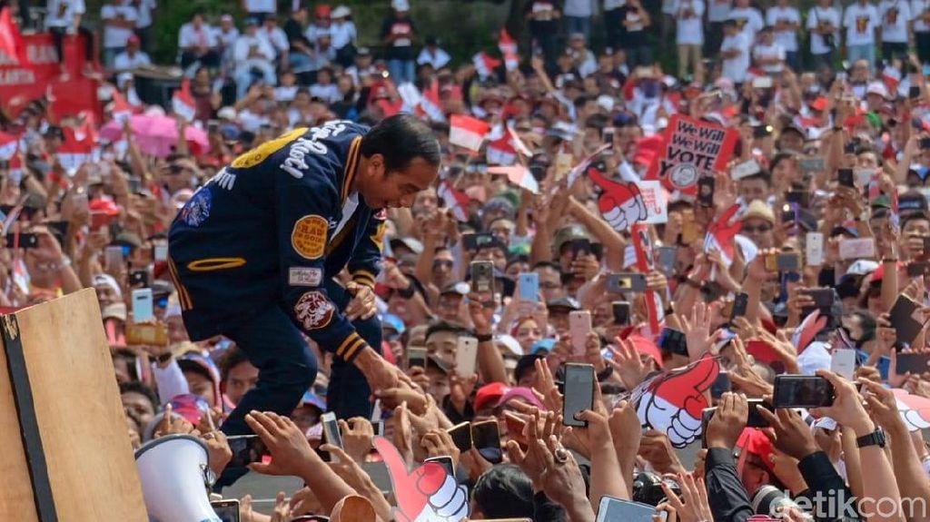 Jokowi: Sudah 4,5 Tahun Difitnah, Saya akan Lawan!