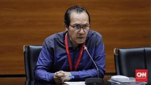 KPK Tetapkan Empat Tersangka Dugaan Suap Krakatau Steel
