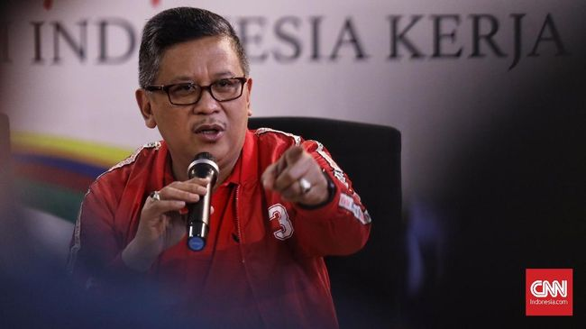Hasto Puji SBY Imbau Kader Bijak Sikapi Hasil Pilpres