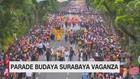 Parade Budaya Surabaya Vaganza