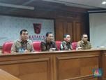 Komisaris Buka-bukaan, Saham Krakatau Steel Ambruk 3%