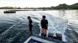 Dermaga Apung untuk Pengembangan Wisata Bahari Pulau Roon