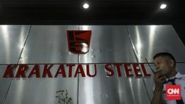 Geledah Enam Ruangan Krakatau Steel, KPK Sita Dokumen Proyek