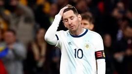 Messi dan Ronaldo Punya Derita yang Sama di Level Timnas