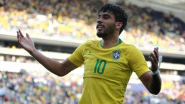 Pengganti Neymar Cetak Gol, Brasil vs Panama Imbang