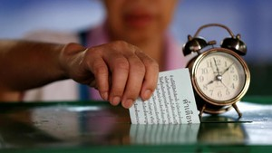 Pemilu Pertama Thailand usai Kudeta 2014