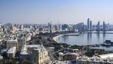 Kendati demikian, jumlah turis yang melirik Azerbaijan sebagai destinasi berlibur masih sedikit dibandingkan negara-negara Eropa lainnya. (Mladen ANTONOV / AFP)