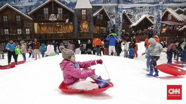 Informasi Harga Tiket Trans Snow World Bintaro