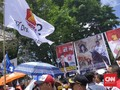 Gema 'Prabowo Pulang Kampung' Ramaikan Area Kampanye
