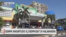 Gempa Guncang Manado
