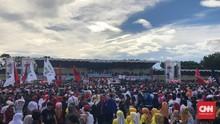 Kampanye Jokowi-Ma'ruf Dibuka dengan Lagu Indonesia Raya